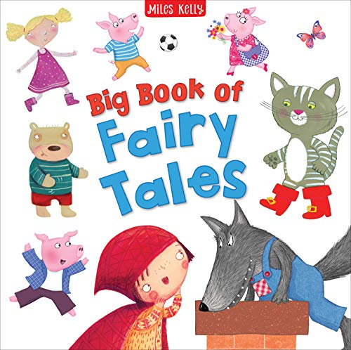 Big Book of Fairy Tales By Kelly Miles