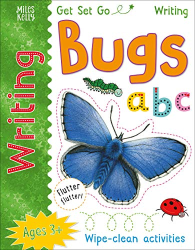 Get Set Go Writing: Bugs By Kelly Miles