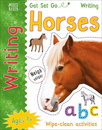 Get Set Go Writing: Horses By Kelly Miles