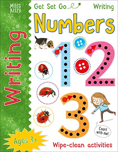 GSG Writing Numbers By Kelly Miles