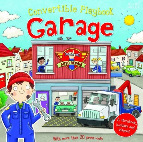 Convertible Playbook: Garage By Kelly Miles