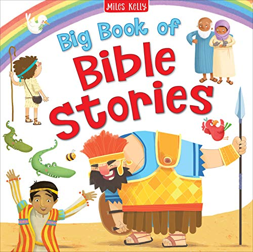 C96 Big Book of Bible Stories By Kelly Miles