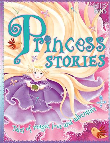 B384 Princess Stories By Kelly Miles