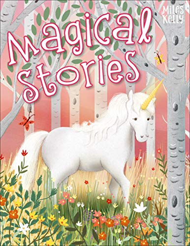 Magical Stories By Kelly Miles