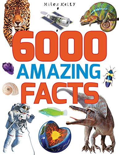 B384 6000 Amazing Facts By Kelly Miles