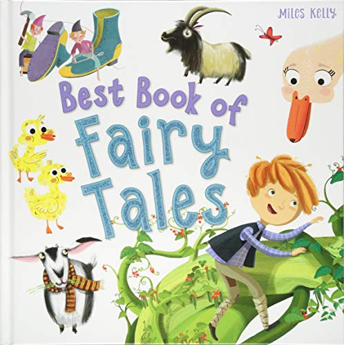 Best Book of Fairy Tales By Miles Kelly