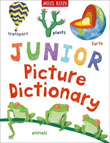 Junior Picture Dictionary By Fran Bromage