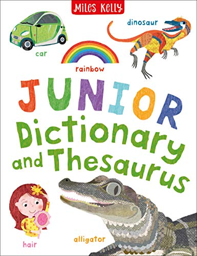 Junior Dictionary and Thesaurus By Leaney Cindy