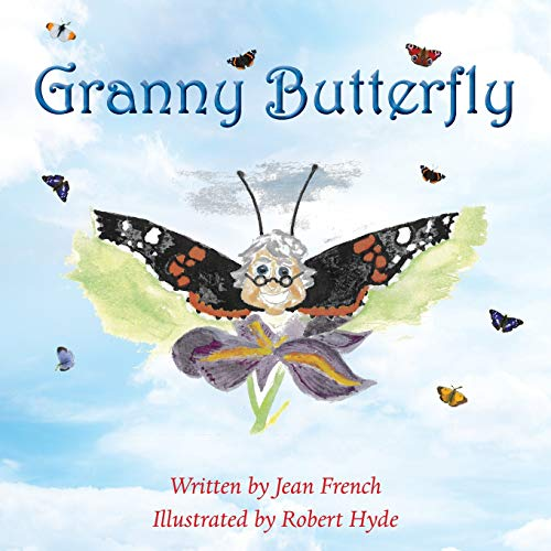 Granny Butterfly By Jean French