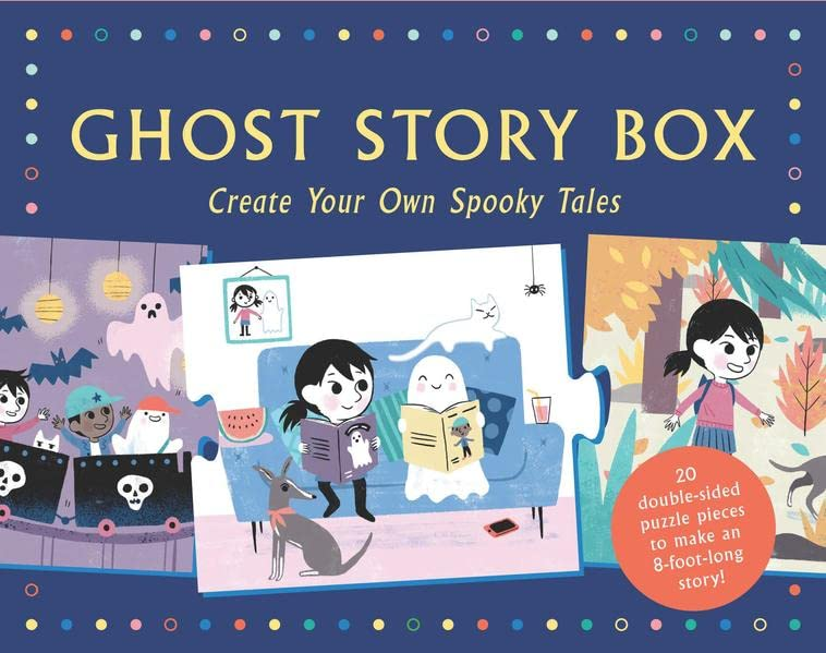 Ghost Story Box By Magma