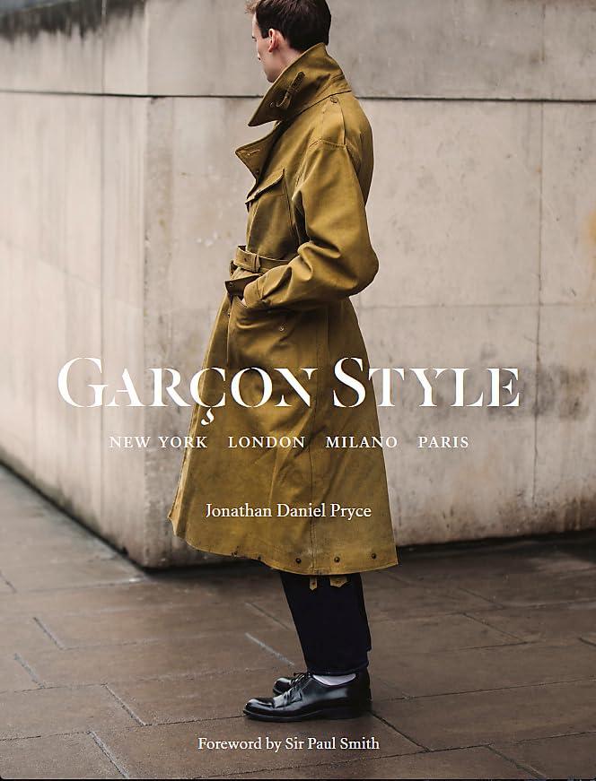 Garcon Style By Jonathan Daniel Pryce