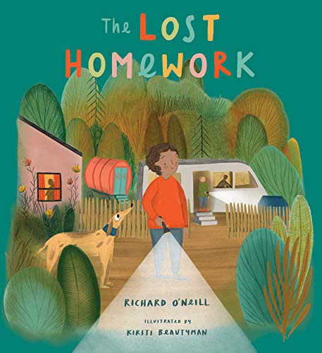 The Lost Homework By Richard O'Neill