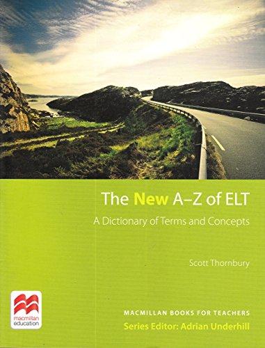 The New A-Z of ELT Paperback By Scott Thornbury