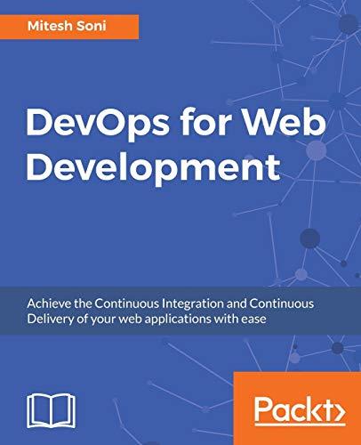 DevOps for Web Development By Mitesh Soni