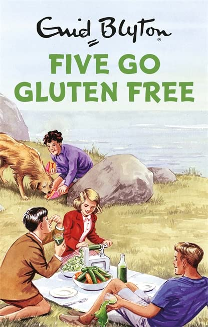 Five Go Gluten-Free by Bruno Vincent