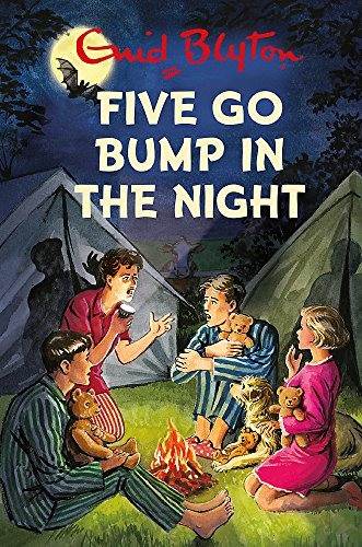 Five Go Bump in the Night By Bruno Vincent