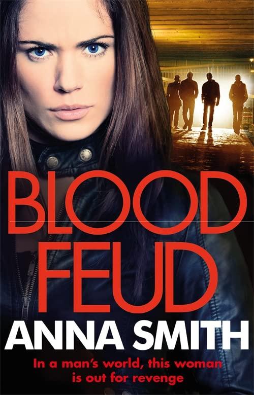 Blood Feud By Anna Smith