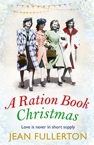 A Ration Book Christmas By Jean Fullerton