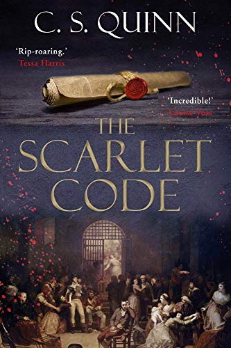 The Scarlet Code By C. S. Quinn