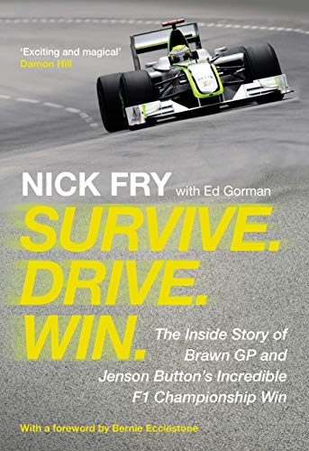Survive. Drive. Win. von Nick Fry