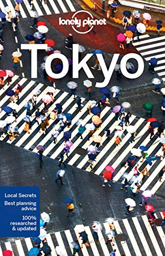 Lonely Planet Tokyo (Travel Guide) By Lonely Planet