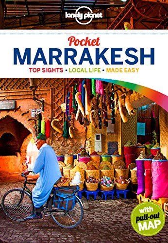 Lonely Planet Pocket Marrakesh By Lonely Planet