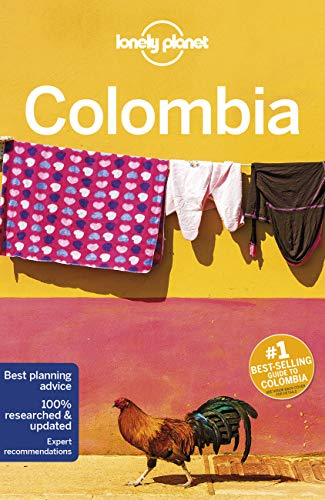 Lonely Planet Colombia (Travel Guide) By Lonely Planet