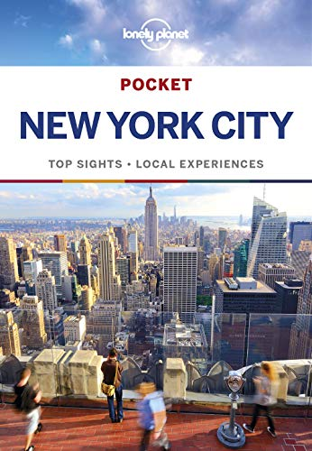 Lonely Planet Pocket New York City (Travel Guide) By Lonely Planet