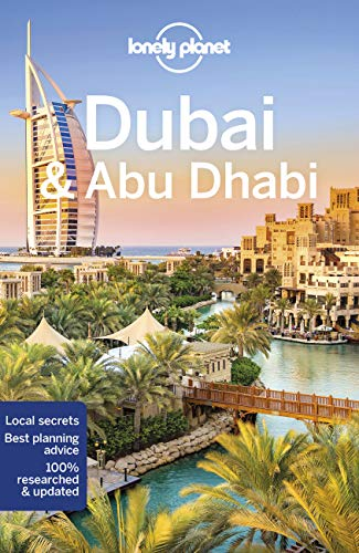 Lonely Planet Dubai & Abu Dhabi By Lonely Planet