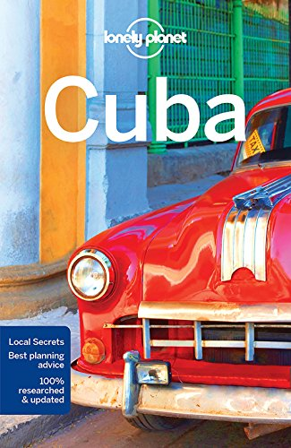 Lonely Planet Cuba (Travel Guide) By Lonely Planet