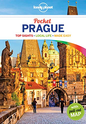 Lonely Planet Pocket Prague (Travel Guide) By Lonely Planet