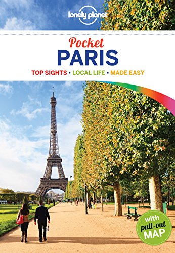 Lonely Planet Pocket Paris (Travel Guide) By Lonely Planet