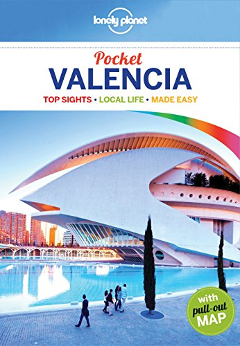 Lonely Planet Pocket Valencia By Lonely Planet