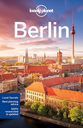 Lonely Planet Berlin (Travel Guide) By Lonely Planet