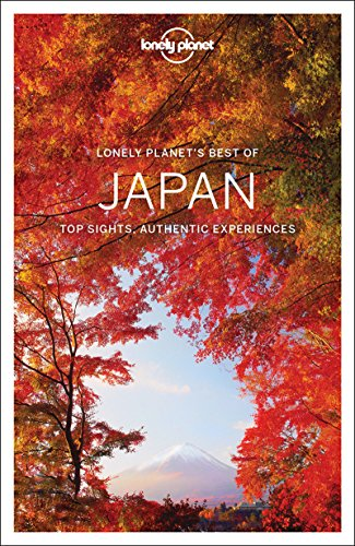 Lonely Planet Best of Japan (Travel Guide) By Lonely Planet