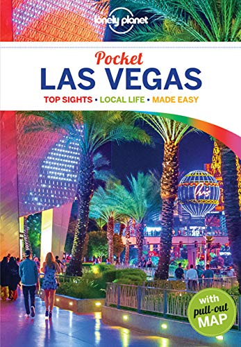 Lonely Planet Pocket Las Vegas (Travel Guide) By Lonely Planet