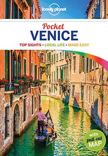 Lonely Planet Pocket Venice (Travel Guide) By Lonely Planet