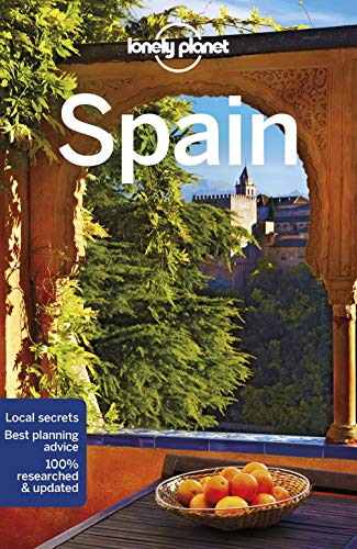 Lonely Planet Spain (Travel Guide) By Lonely Planet