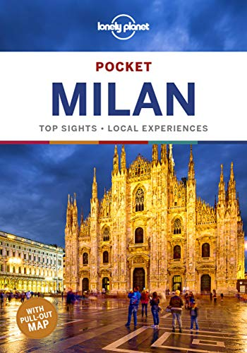 Lonely Planet Pocket Milan By Lonely Planet