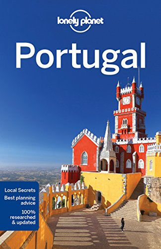 Lonely Planet Portugal (Travel Guide) By Lonely Planet