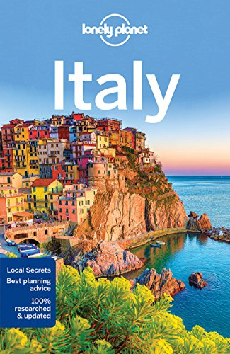 Lonely Planet Italy (Travel Guide) By Lonely Planet