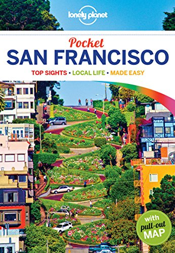 Lonely Planet Pocket San Francisco (Travel Guide) By Lonely Planet