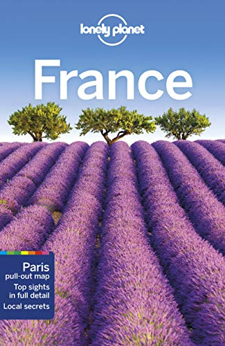 Lonely Planet France (Travel Guide) By Lonely Planet