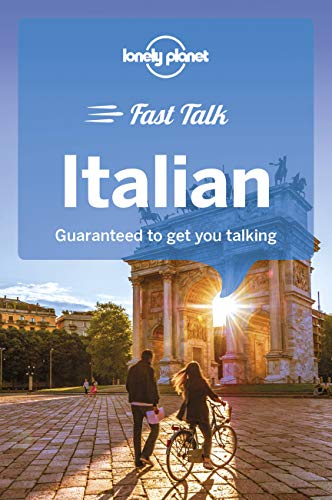 Lonely Planet Fast Talk Italian By Susie Walker