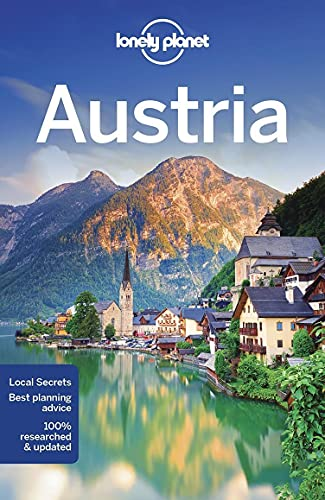 Lonely Planet Austria (Travel Guide) By Lonely Planet