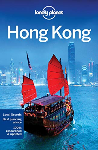 Lonely Planet Hong Kong (Travel Guide) By Lonely Planet