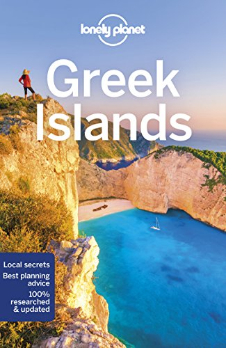 Lonely Planet Greek Islands (Travel Guide) By Lonely Planet