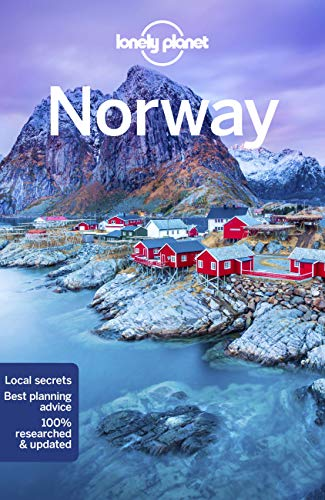 Lonely Planet Norway (Travel Guide) By Lonely Planet