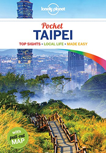 Lonely Planet Pocket Taipei By Lonely Planet