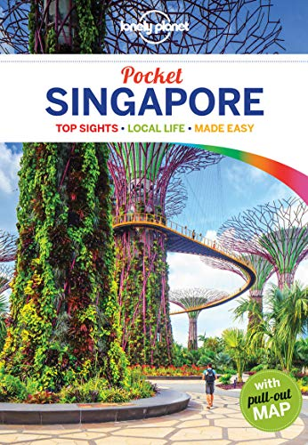 Lonely Planet Pocket Singapore (Travel Guide) By Lonely Planet